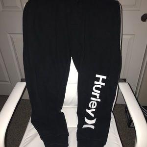 Hurley sweatpants unisex